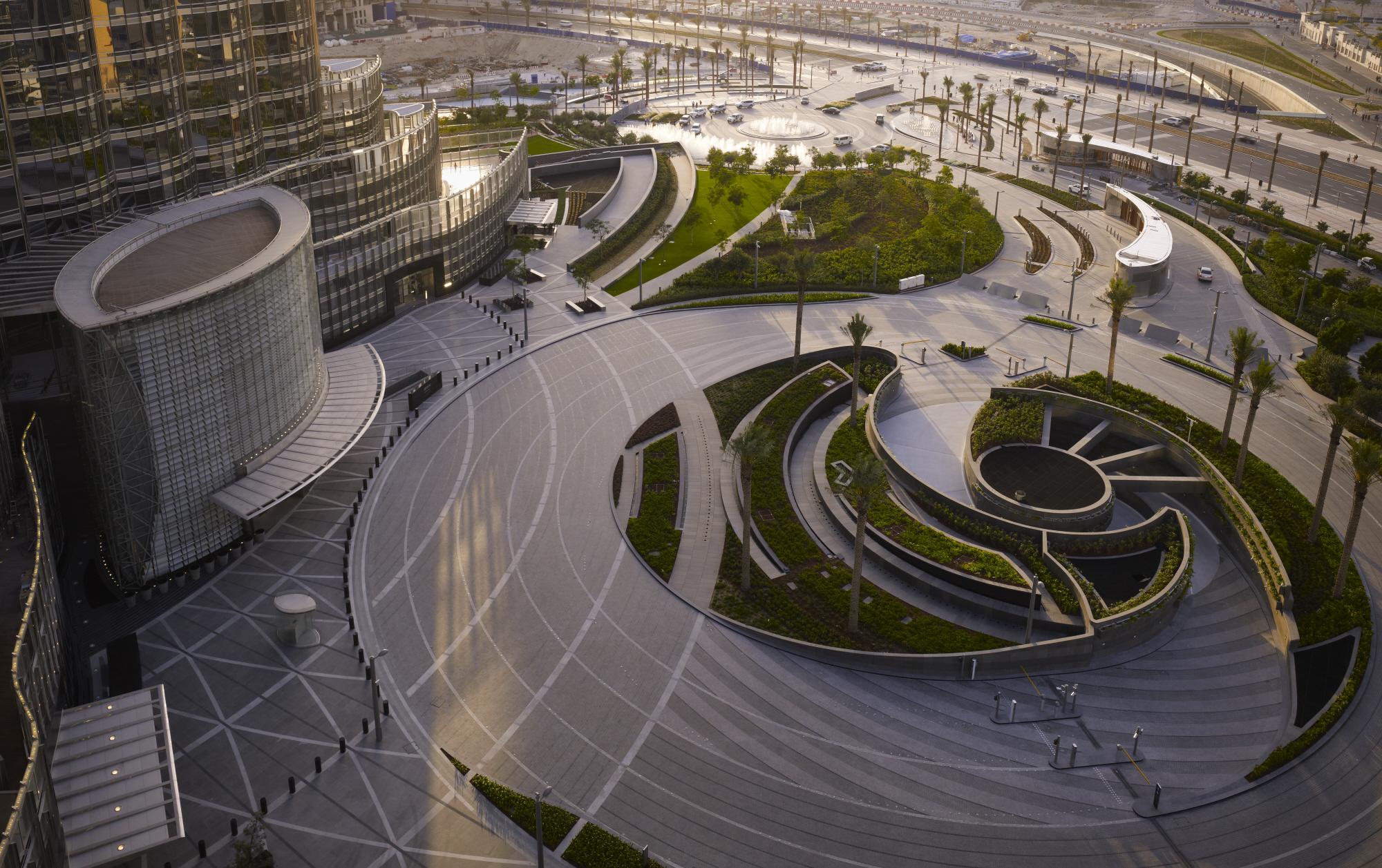 Gallery Of Burj Khalifa Som 7