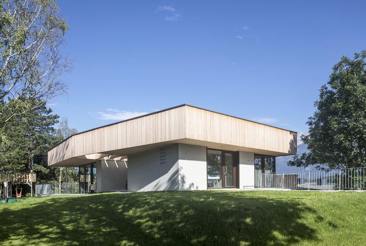 House Welser / ao-architekten, © Günter Richard Wett