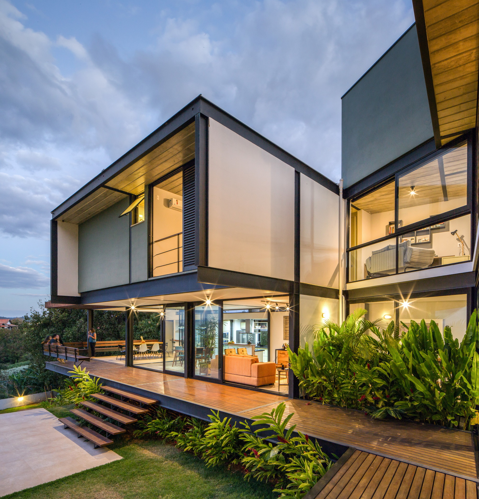 27 Best American Home Architecture Images On Pinterest: MT House / Telles Arquitetura
