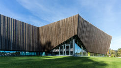 Holmen Aquatics Center / ARKIS architects
