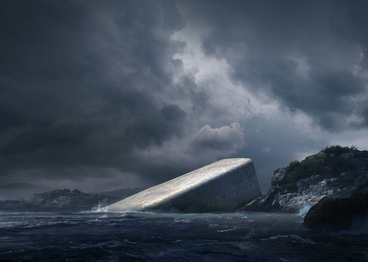 Snøhetta Unveils Designs for Europe's First Underwater Restaurant, © MIR and Snøhetta