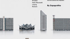 MODERN EAST: Build Your Own Modernist DDR