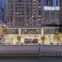APPLE STORE MICHIGAN AVENUE, CHICAGO / FOSTER + PARTNERS