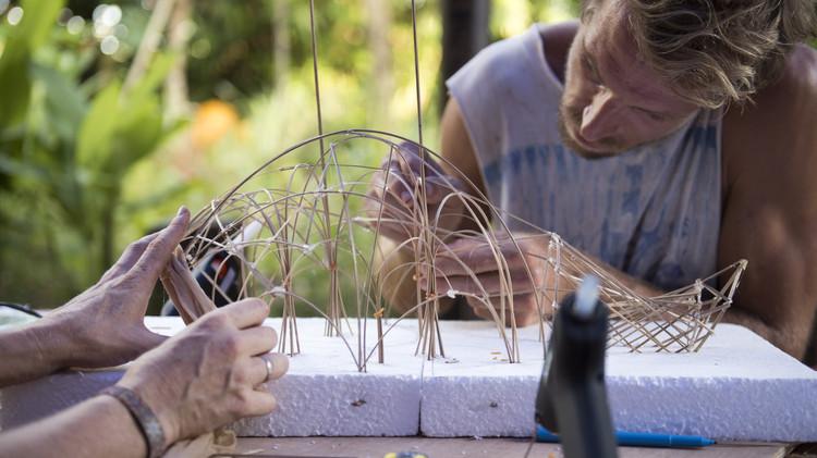 Bamboo U: Curso de projeto e construção em bambu, Cortesia de Bamboo U