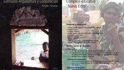 Concurso Arquitectura y Cooperación: diseña un complejo educativo en Tanzania