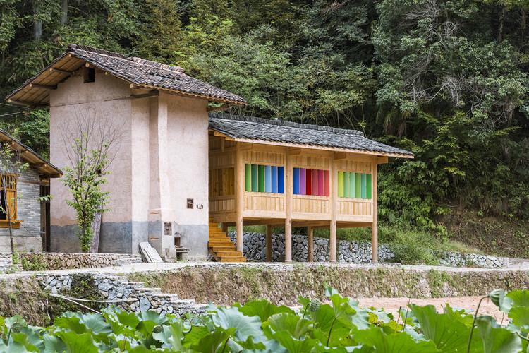 Shangping Village Regeneration / 3andwich Design / He Wei Studio, © Jin Weiqi