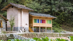 Shangping Village Regeneration / 3andwich Design / He Wei Studio