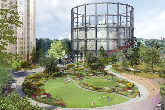 Courtesy of Piet Oudolf and LOLA Landscape Architects