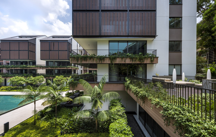 Los Nassim / W Architects, © Edward Hendricks