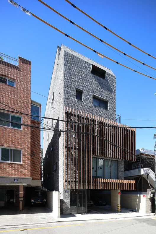 Terrace House yul-dam / modo architect office, © Jae-Kyeong Kim