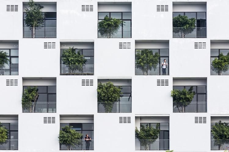 Edifício Administrativo da Universidade FPT / VTN Architects, © Hiroyuki Oki