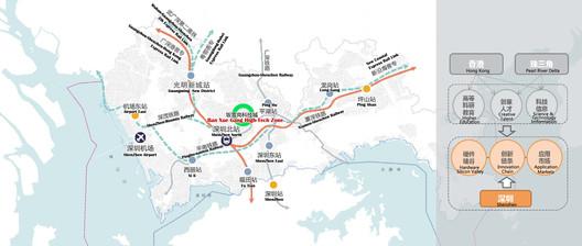 Ban Xue Gang High-Tech Zone Regional Transportation Analysis in the Scope of Shenzhen