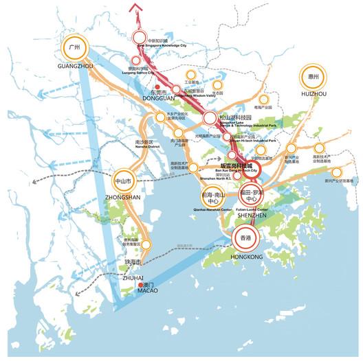 Ban Xue Gang High-Tech Zone Strategic Orientation Analysis in the Scope of Guangdong, Hong Kong, and Macau Bay Area