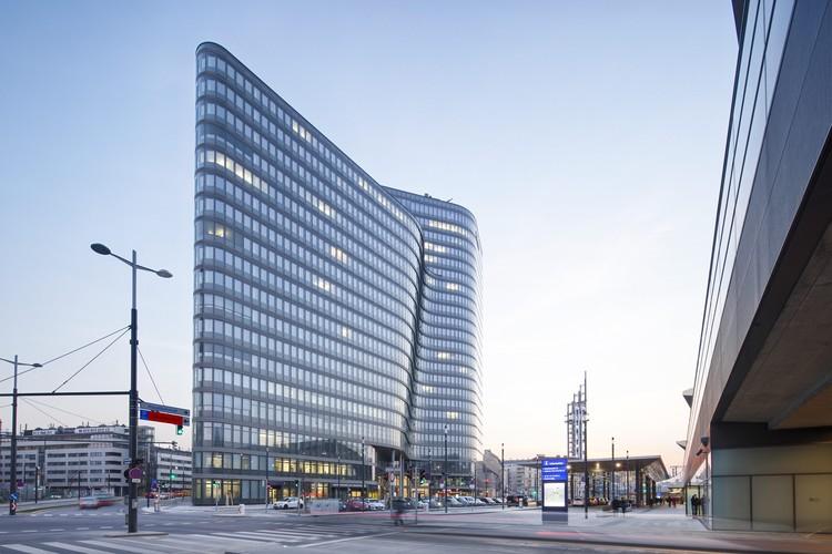 ÖBB Headquarter / Zechner & Zechner, © Markus Kaiser