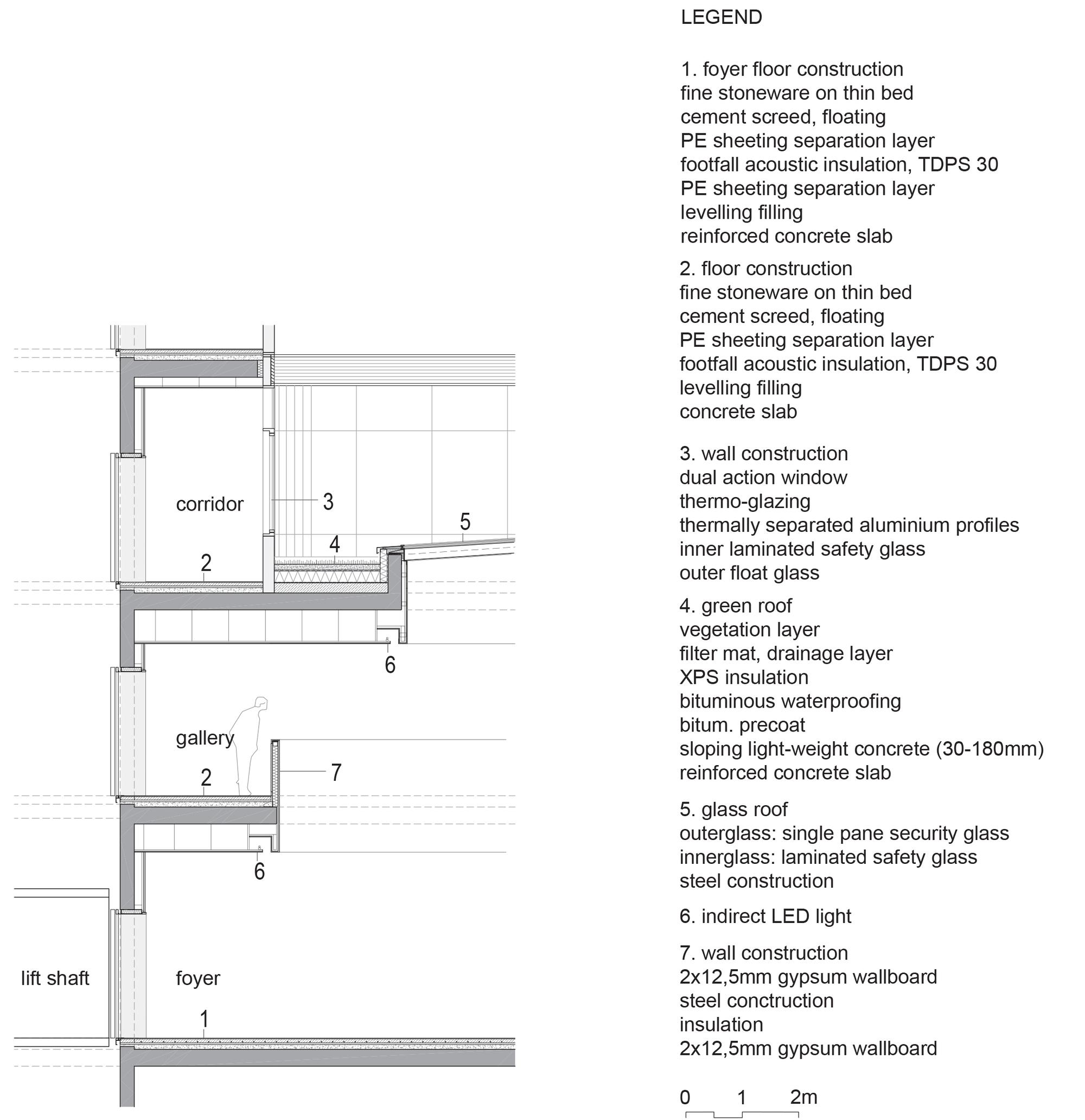 Gallery of ÖBB Headquarter / Zechner & Zechner
