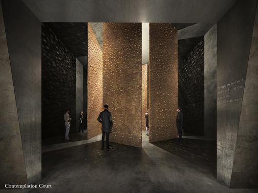 © Adjaye Associates and Ron Arad Architects