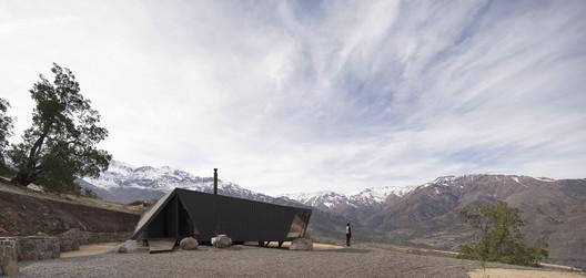 RF.C9 - Refugio para un montañista / Gonzalo Iturriaga Atala