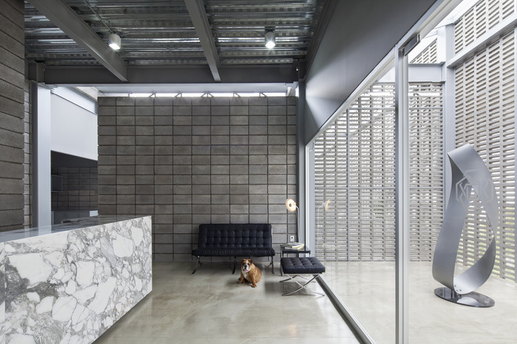 Corporativo Dunza / Morari Arquitectura + JAA, © Documentación Arquitectonica