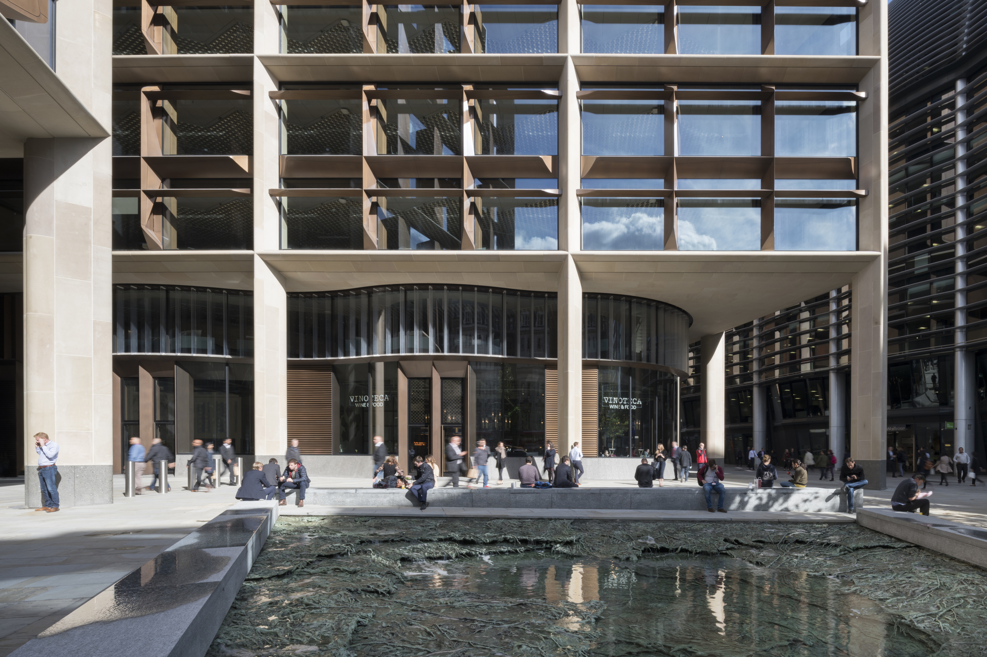 Gallery Of Bloomberg S European Hq Foster Partners 3