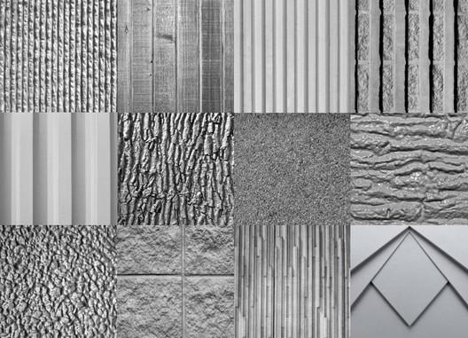 ¿Cómo lograr un hormigón con texturas y formas en 3D?