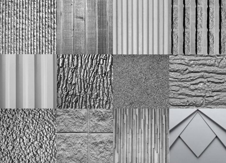 Hormigón visto con texturas y formas en 3D: ¿Cómo lograr estos efectos?, Cortesía de Concret Doctor / Hormigón 3D