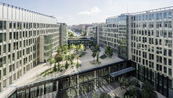 VEOLIA Headquarters / Dietmar Feichtinger Architectes