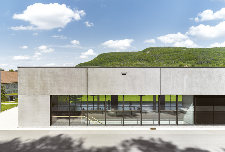 Schönberghalle / Herbert Hussmann Architekten, © Stefan Müller