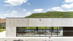 Schönberghalle / Herbert Hussmann Architekten