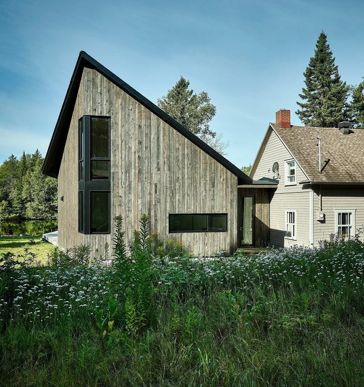 La Casa de Hermanas / Anik Péloquin architecte, © Louis Prud'homme