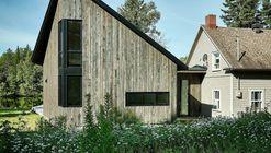 The Sisters House / Anik Péloquin architecte