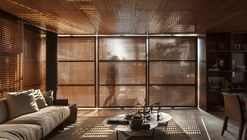 Collector's Nook / mf+arquitetos