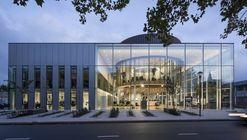 Westland Town Hall  / architectenbureau cepezed