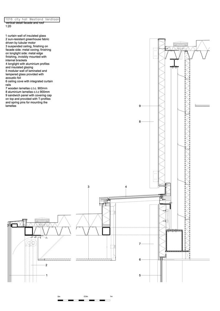 Gallery Of Westland Town Hall Architectenbureau Cepezed 31