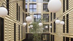 Coallia - Residence and Social Restaurant / Peripheriques Architectes