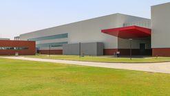 Fábrica Perto Índia  / Santini e Rocha Arquitetos + CP Kukreja Architects