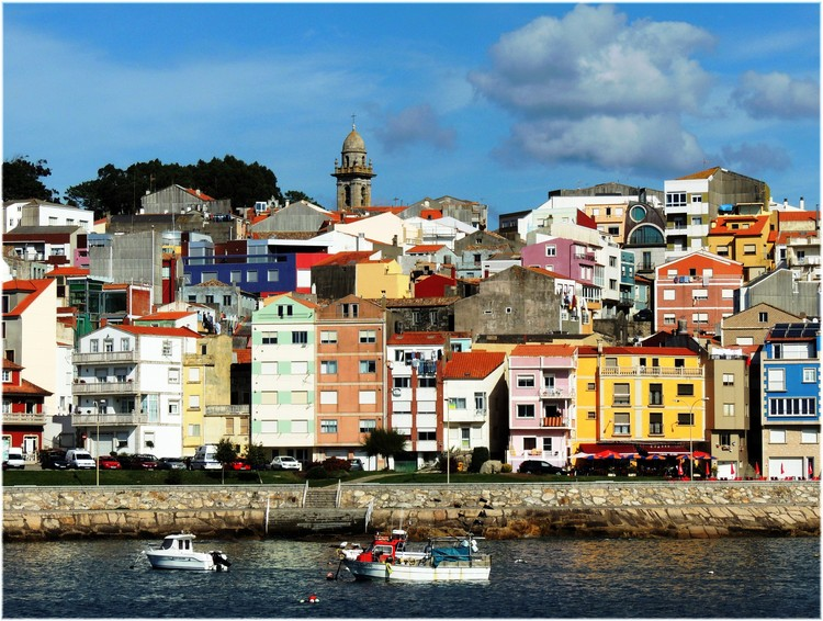 Galicia Publishes a Guide to Colors and Materials Of Its Traditional Architecture, La Guardia Municipality in Pontevedra, Spain. Image © José Luis Cernadas Iglesias [Flickr], licensed brand CC BY-NC-ND 2.0