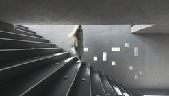 Concrete Restaurant / Boozhgan Studio