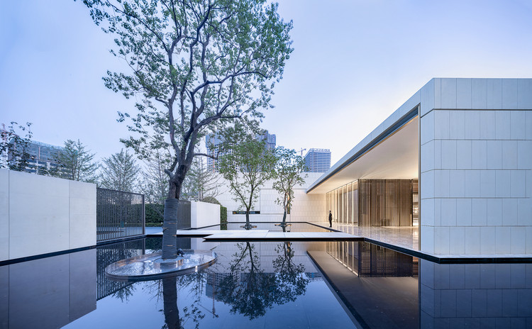 Wuhan Financial City No.1 Courtyard Life Experience Center / gad, © Fan Yi, Zhang Zefeng, Huang Jinrong