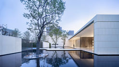 Wuhan Financial City No.1 Courtyard Life Experience Center / gad
