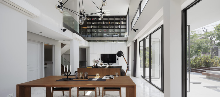 Intamara 29 House / I Like Design Studio, © Soopakorn Srisakul