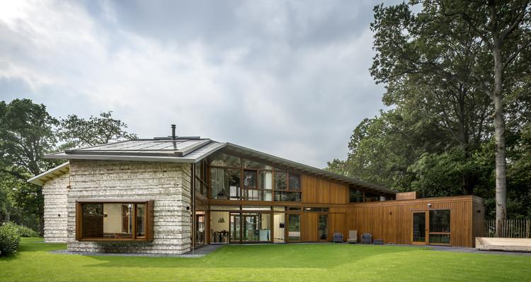 Villa Bakkum / Moke Architecten, © Thijs Wolzak