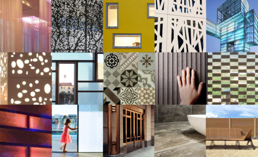 The 15 most popular architectural materials products of - Materials needed for interior design ...
