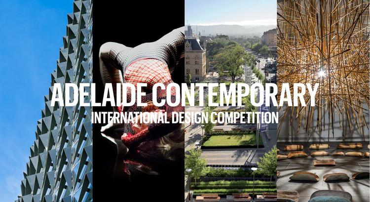 Chamada para Concurso Internacional Complexo de Arte Contemporânea na Austrália, via Contemporary Adelaide