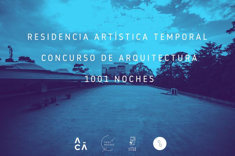 Concurso de arquitectura Residencia artística temporal - Ciudad de Guatemala