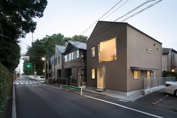 House in Minami-Ogikubo  / CASE-REAL, © Takumi Ota