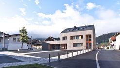 Casa parroquial en Bruck / andreas volker architekt