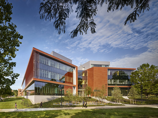 Bowie State University Center for Natural Sciences / Perkins + Will