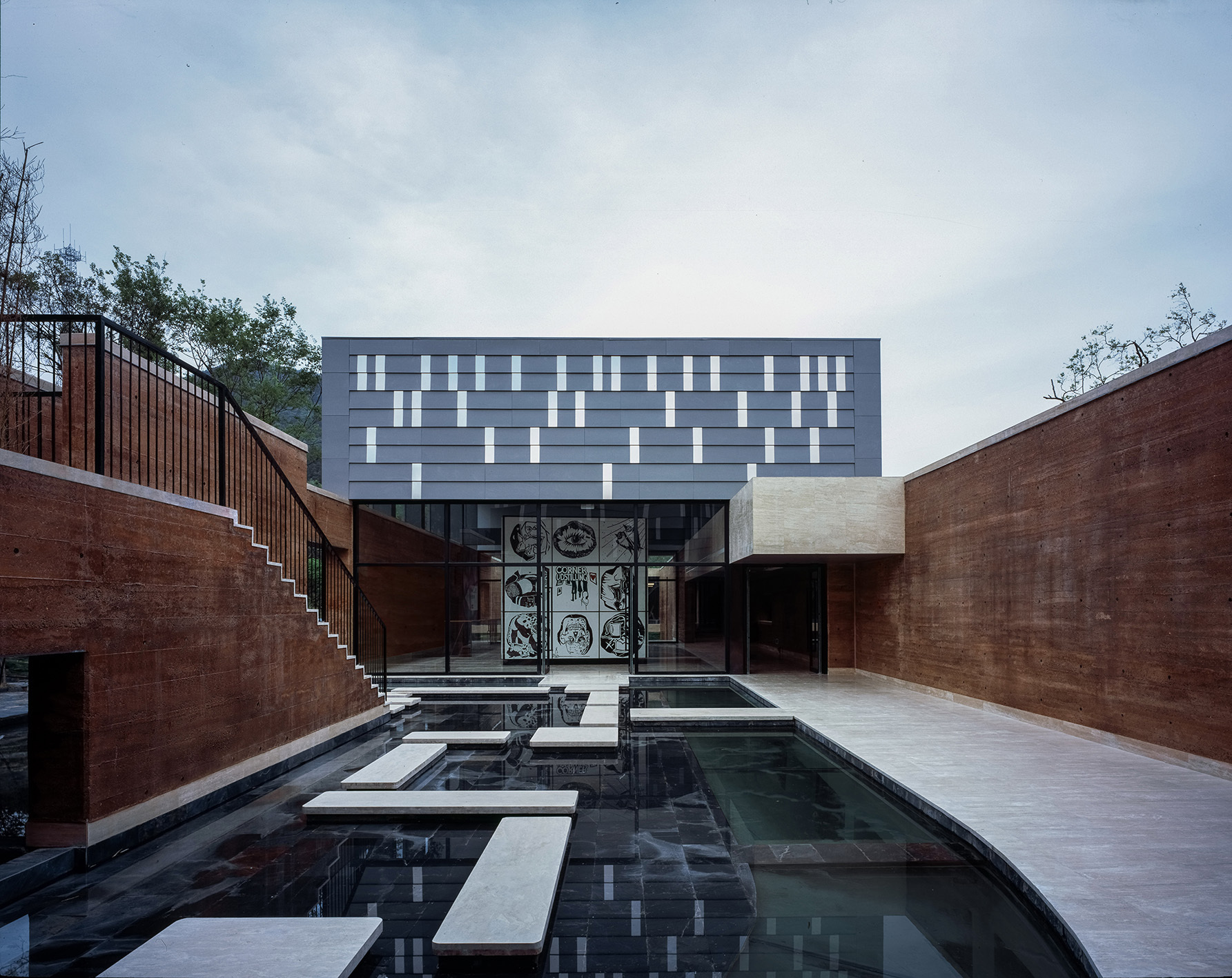 Gallery of SanBaoPeng Art Museum / DL Atelier - 19