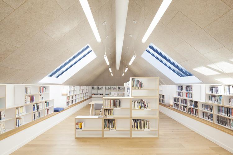 Casa de la Cultura / Atelier 56S, © Jeremias Gonzalez