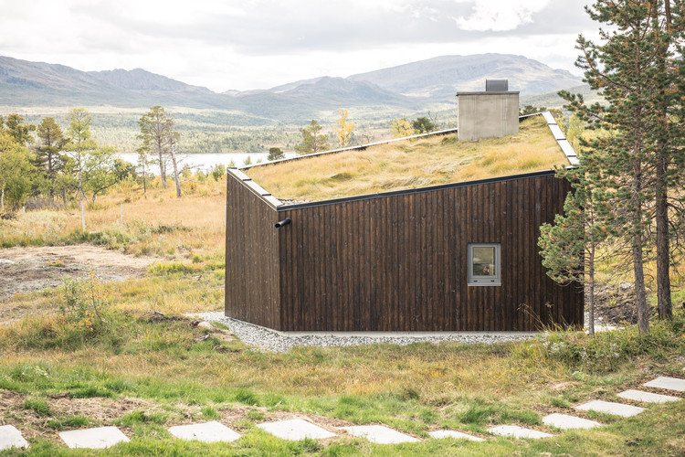 Mirador Granasjøen / Bergersen Arkitekter AS, © Kjetil Nordø